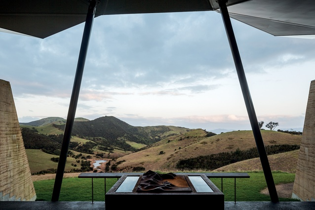 Rore Kāhu, Bay of Islands by Cheshire Architects.