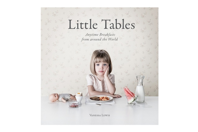 <em>Little Tables: Anytime Breakfasts from around the World</em> | available from 8 September, $40, pre-order from 