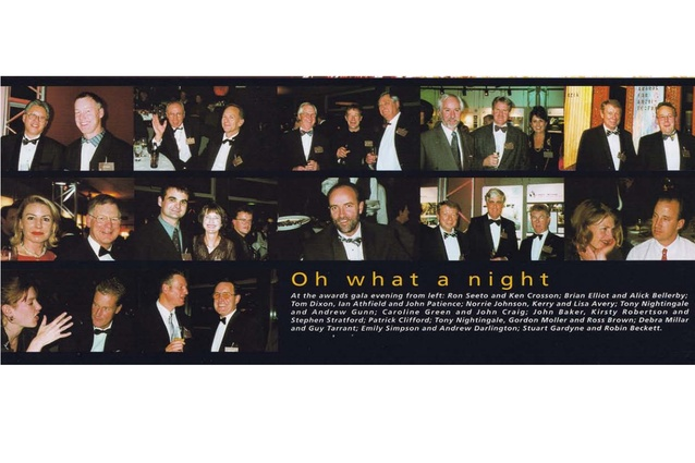 NZIA National Architecture Awards in 1998.