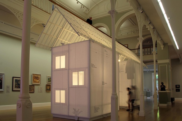 Winner: Installation – <em>Paper House for Model Home 2013</em> by Michael Lin & Atelier Bow-Wow Andrew Barrie.