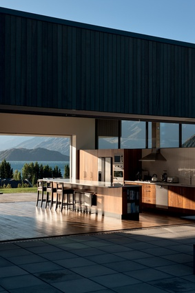 Briar Bank House, Wanaka.