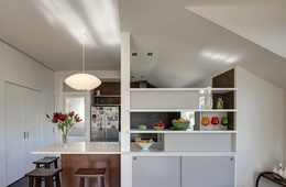 Takapuna Kitchen by Megan Edwards Architects