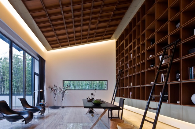 A shift from 'Made in China' to 'Designed in China' is exemplified in this elegant new house in Shanghai.