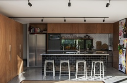 Westmere Kitchen  by Dorrington Architects & Associates