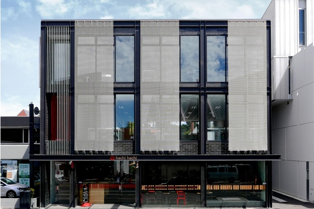 Commercial Architecture Award: 177 Victoria Street by MAP (Modern Architecture Partners).