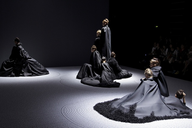 From the upcoming exhibition <i>Viktor&Rolf: Fashion Artists</i>.