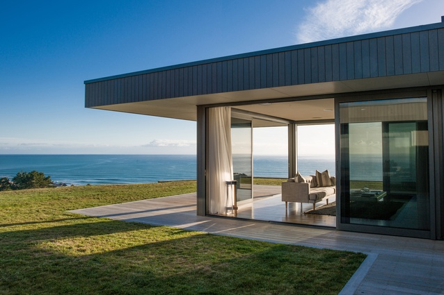 Housing Award: Nicol Holiday Home by Clarkson Architects.