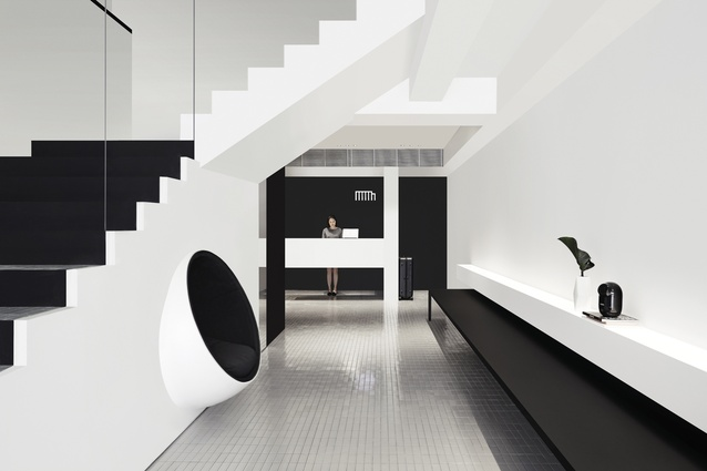 Hotel Mono in Singapore by Spacedge Designs.