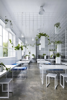 Squint Opera headquarters by SIBLING.