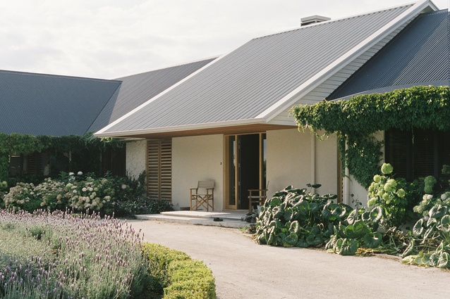 Housing Alts & Adds Award: Bell-Booth House by Felicity Wallace Architects.