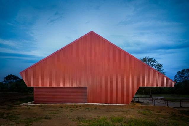 The Condensery (QLD) - Somerset Regional Art Gallery by PHAB Architects.