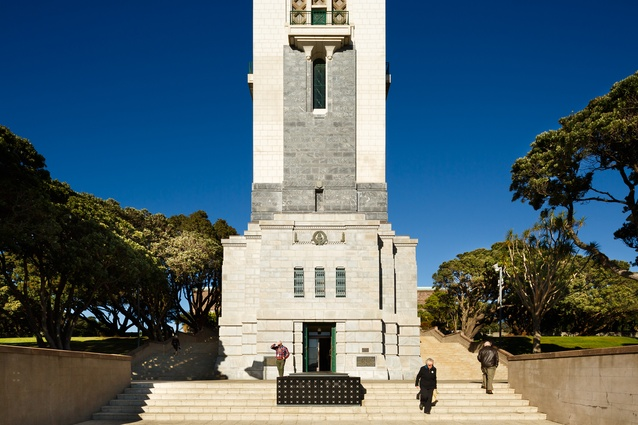 Heritage category finalist: National War Memorial Projects, Wellington by Studio of Pacific Architecture.
