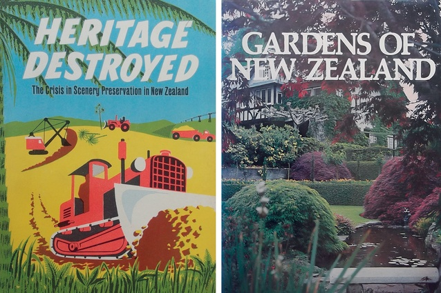 From photographic retrospectives to academic monographs and lectures, New Zealand's evolving relationship with the land continues to be documented.