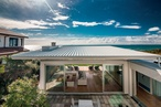 Hidden retreat: Mt Maunganui House