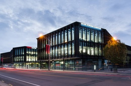 2015 Canterbury Architecture Awards