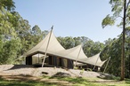 A sophisticated 'esky': Tent House