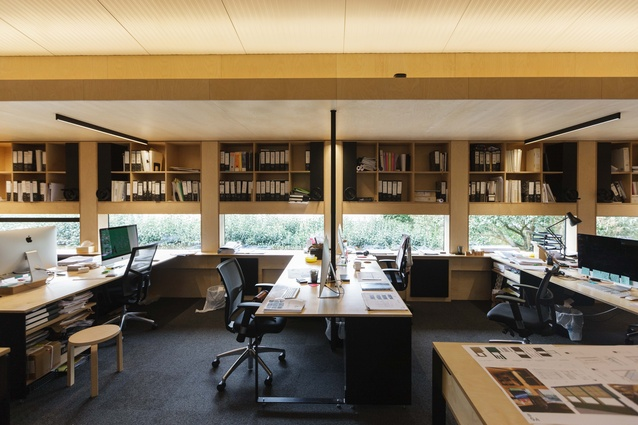 Open Architects' Studios (Strachan Group Architects).