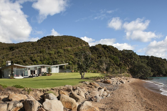 Housing Award: Fold House by Bossley Architects.
