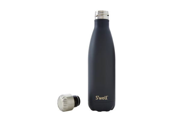 This S'Well bottle will keep your drinks cold for 24 hours or hot for 12 hours.