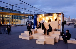 2012 Eat-Drink-Design Awards: Best Temporary Design