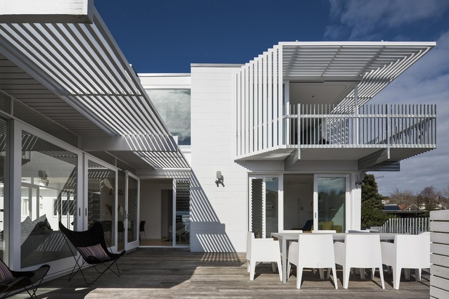Housing Alts & Adds Award: Burn House Addition by Godward Guthrie Architecture.