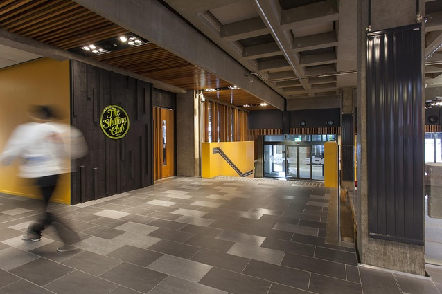 Finalist: Civic – James Hight Undercroft, University of Canterbury by Warren and Mahoney.