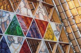 Christchurch Transitional (Cardboard) Cathedral