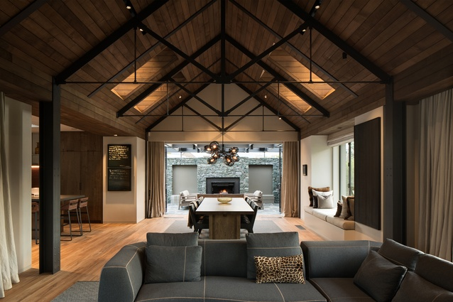 Housing Award: Millbrook House by Sumich Chaplin Architects.