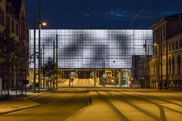 Completed Buildings, Transport category winner: Transformation Chemnitz Central Station, Chemnitz, Germany by Grüntuch Ernst Architects.