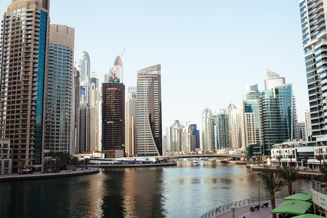 Dubai: home to some of the world's leading creative and innovative entrepreneurs.