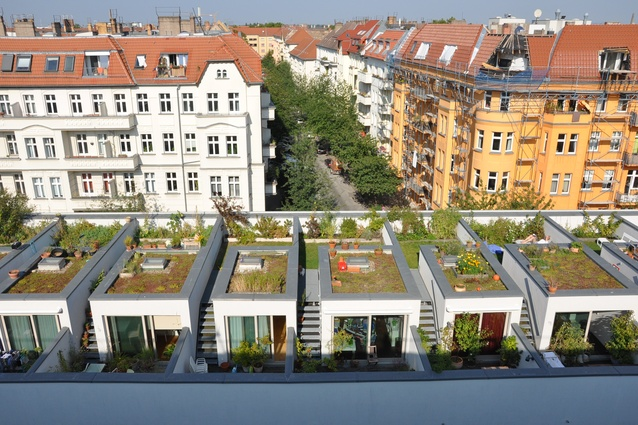 Big Yard by Zanderroth Architekten.