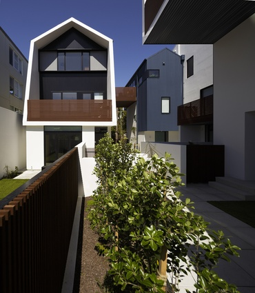 Housing Multi-Unit Award: Zavos Corner by Parsonson Architects.