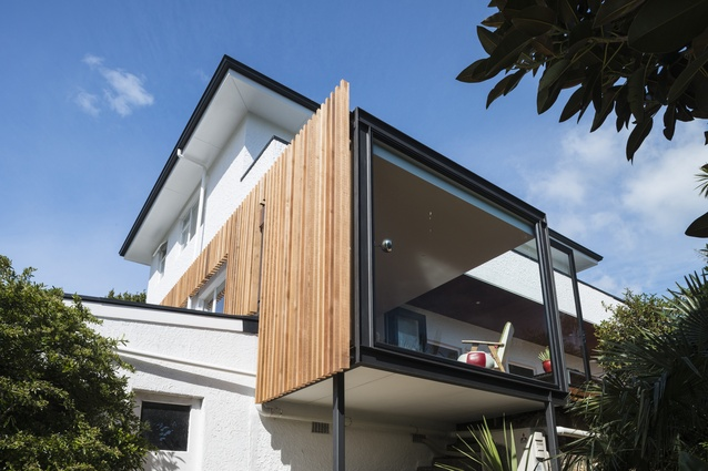 Housing Alts & Adds Award: Chisnall Alterations by Jerram Tocker Barron Architects.