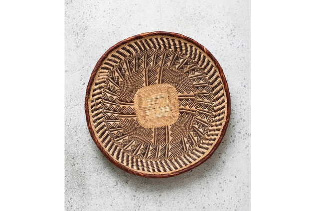 Large Binga basket, Zimbabwe I $125 from 
