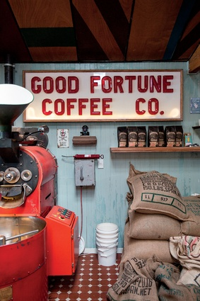 Good Fortune Coffee is the first coffee roaster in New Zealand to receive a living wage accreditation.