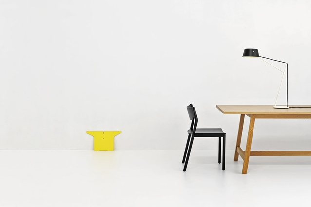 Pieces from Resident launching at Milan 2012.