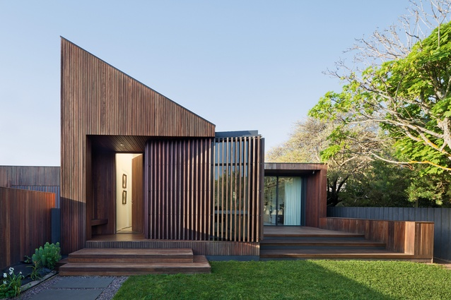 A Contemporary Angle Humble House Architecture Now