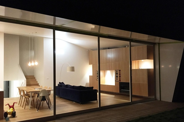 Housing Award: 048per_VillaOP Townsend Architects and WHAT_architecture in association.