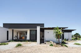 Tough but delicate: Inverdon House