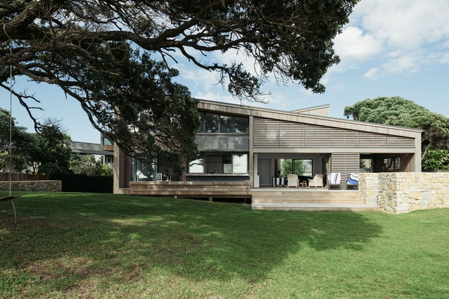 Waikatou bay of plenty architecture awards architecture now