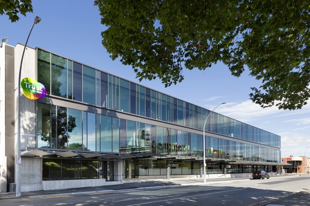 Commercial Architecture Award: Trustpower HQ, Tauranga by Wingate + Farquhar.