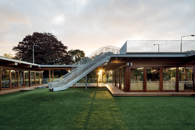 2018 Ted Mccoy Award For Education Architecture Now