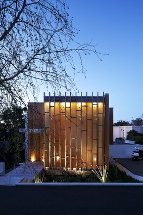Brown Vujcich House, Herne Bay, Auckland, 2011, by Bossley Architects.
