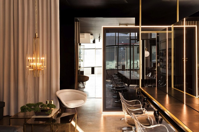 Finalist: Retail – M11 Studio (Newmarket, Auckland) by Hare Interiors.