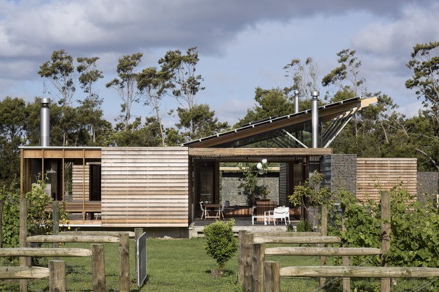 Housing Award: Bramasole, Waimauku by Herbst Architects.
