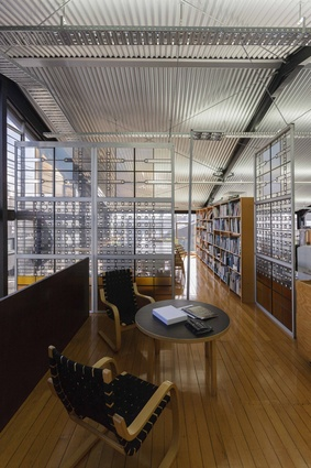 Open Architects' Studios (shared office of Mercer & Mercer, Cook Sargisson Pirie Williams and Studio Farquhar).