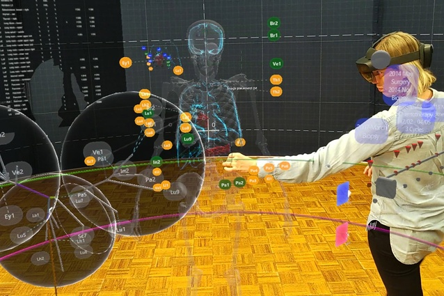 A world first, Tumour Evolution in Extended Reality will allow multiple users to simultaneously interact with a digital 3D model based on data donated by a real cancer patient.