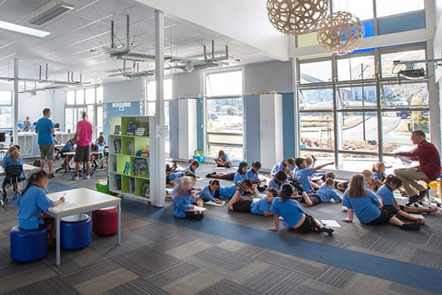 Stonefields Primary School, Auckland by Jasmax.