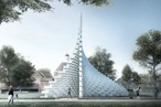 BIG's 2016 Serpentine pavilion 'unzipped'