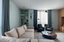 Made to measure: Moscow Apartment
